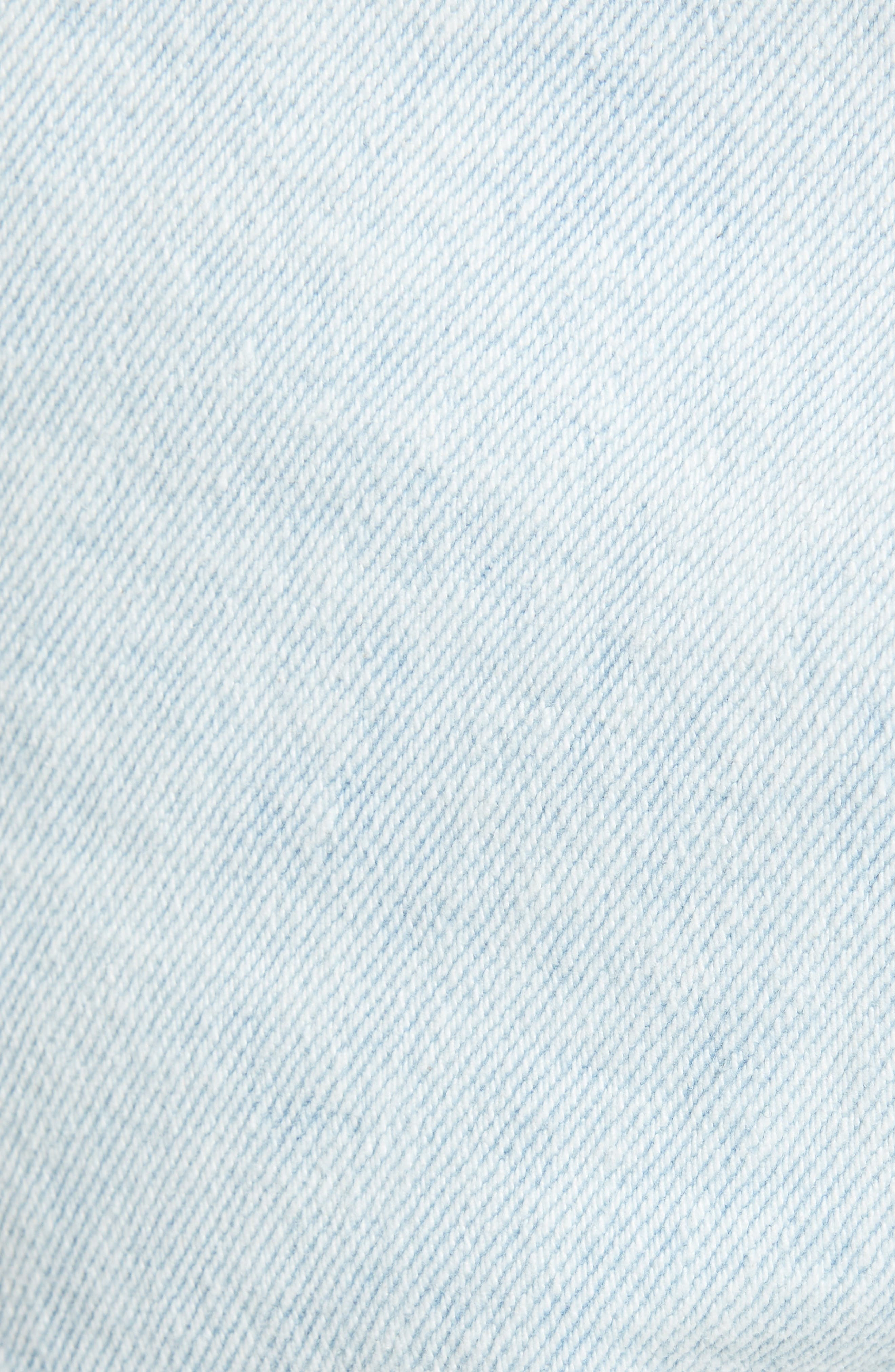 ,                             Ivan Skinny Jeans,                             Alternate thumbnail 6, color,                             BLUE