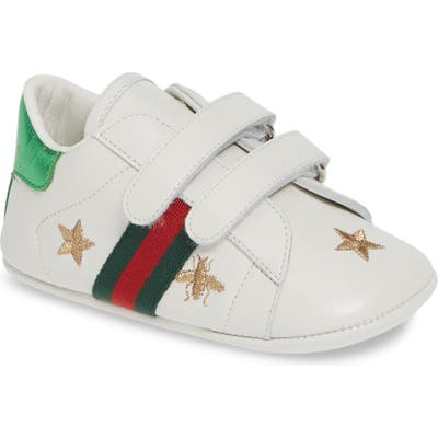 Gucci New Ace Crib Shoe