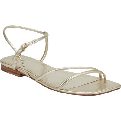 Marc Fisher Ltd Marg Sandal- Metallic