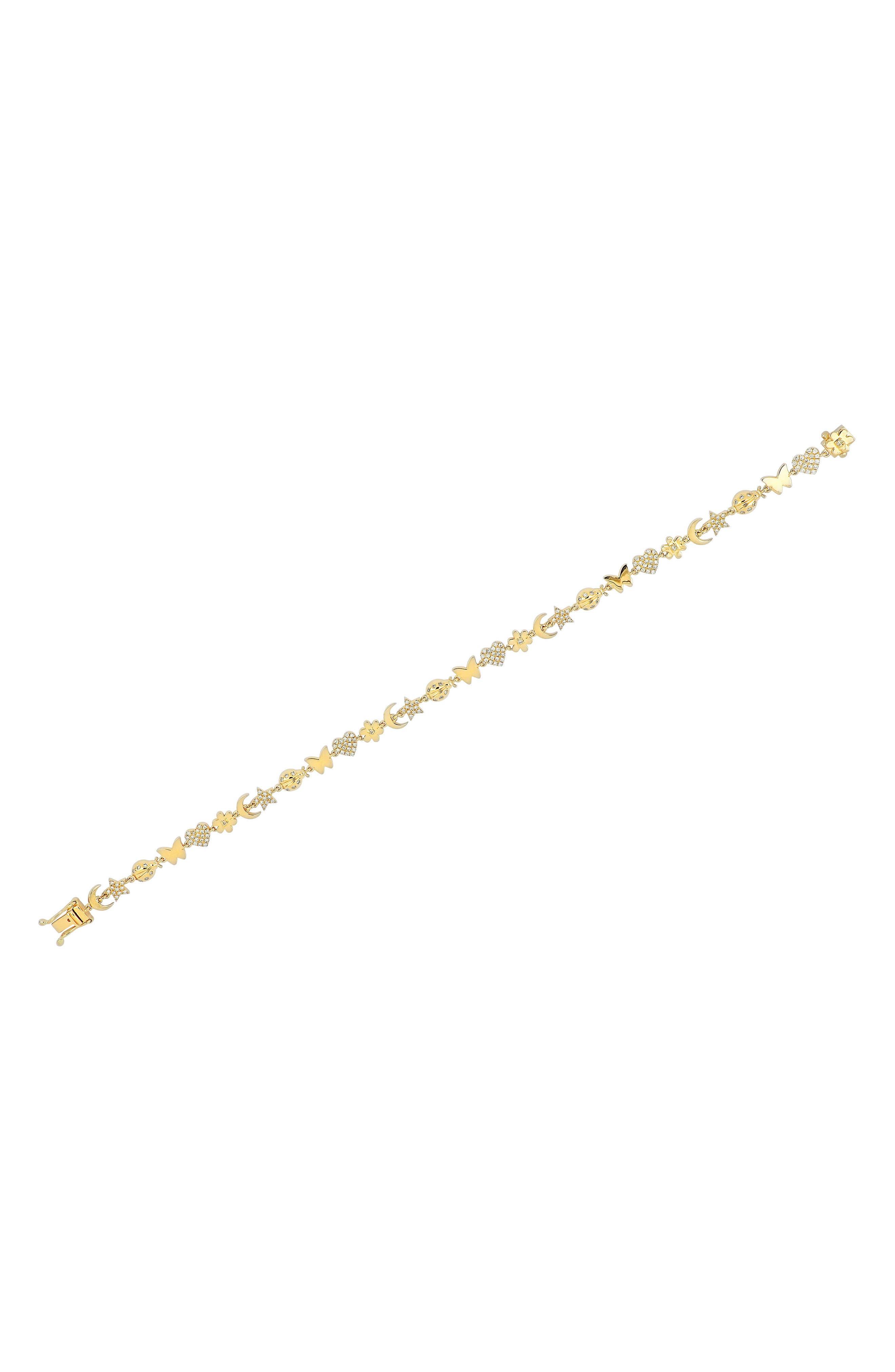 Lullaby Diamond Bracelet