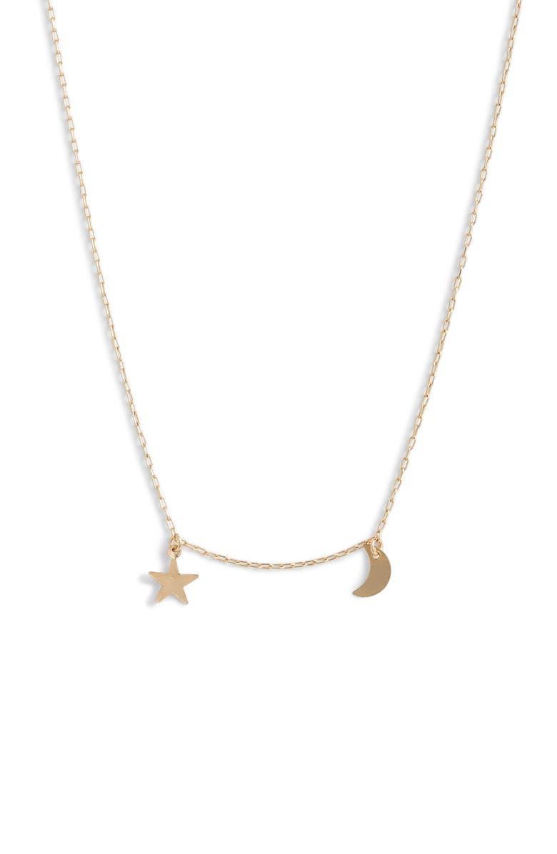 MARIDA Constellation Necklace, Main, color, 710
