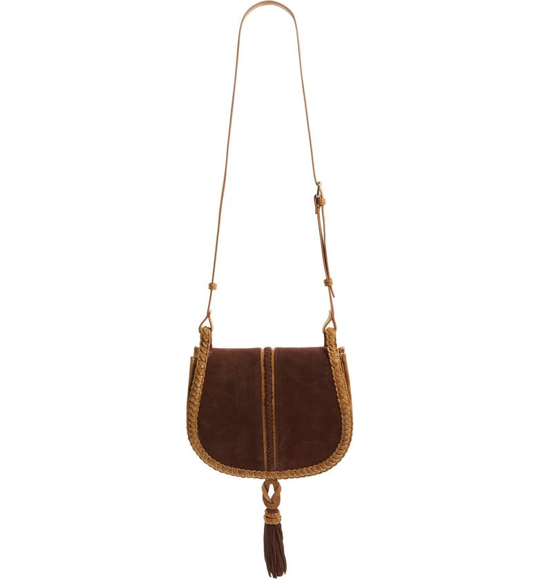 STEVEN BY STEVE MADDEN 'Jtreviso' Saddle Bag, Main, color, 250