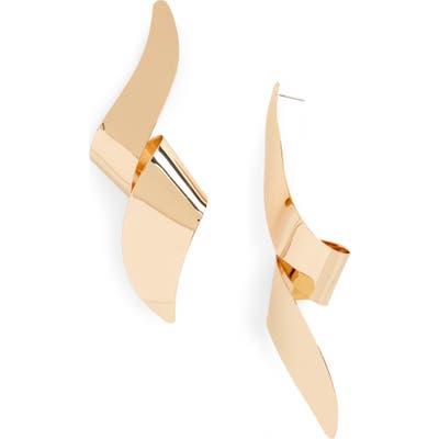 Bp. Spiral Statement Earrings