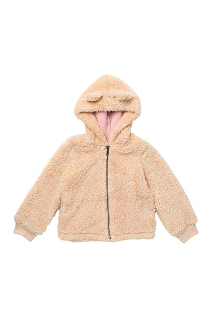 Image of Harper Canyon Teddy Textured Hoodie
