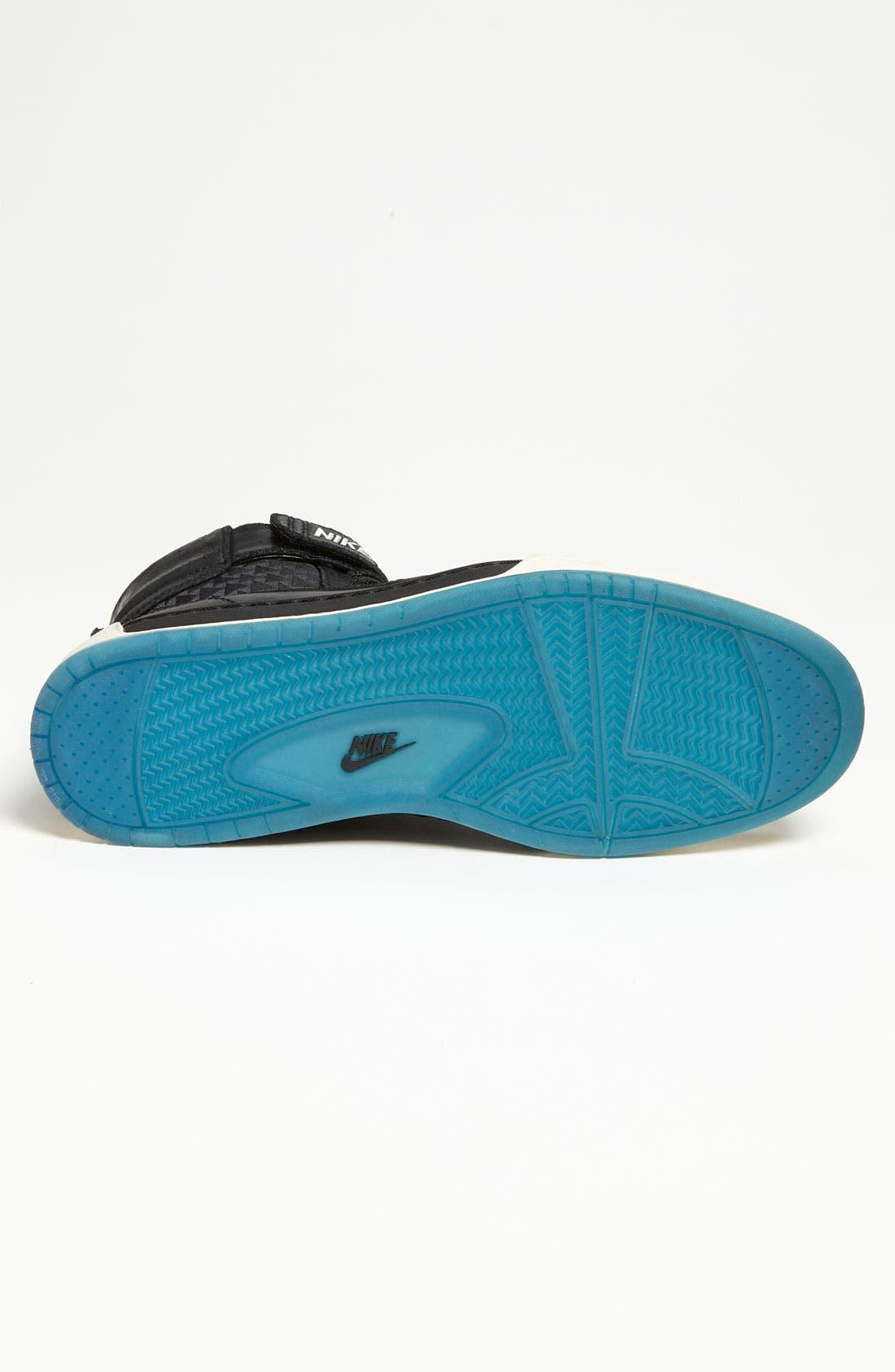 ,                             'Air Flytop' Sneaker,                             Alternate thumbnail 5, color,                             004