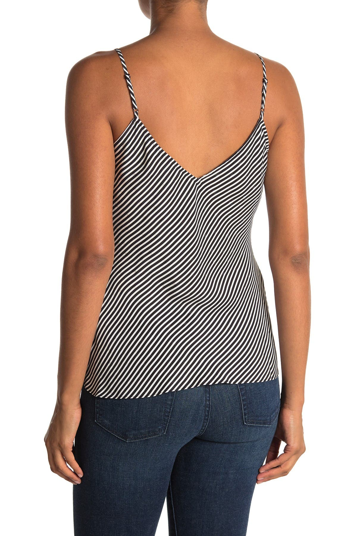 Image of FRAME Classic Stripe Camisole