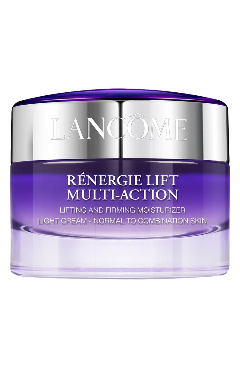 LANCÔME Rénergie Lift Multi-Action Lifting and Firming Light Moisturizer Cream, Main, color, NO COLOR