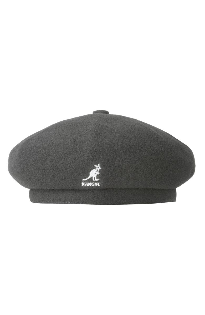 KANGOL Jax Beret, Main, color, FLANNEL