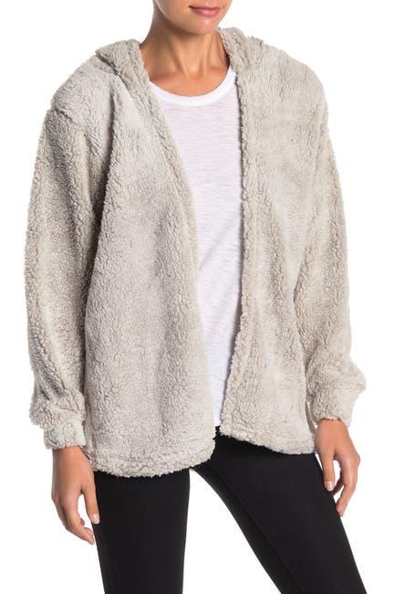 Image of Poof Soft Fleece Hooded Jacket