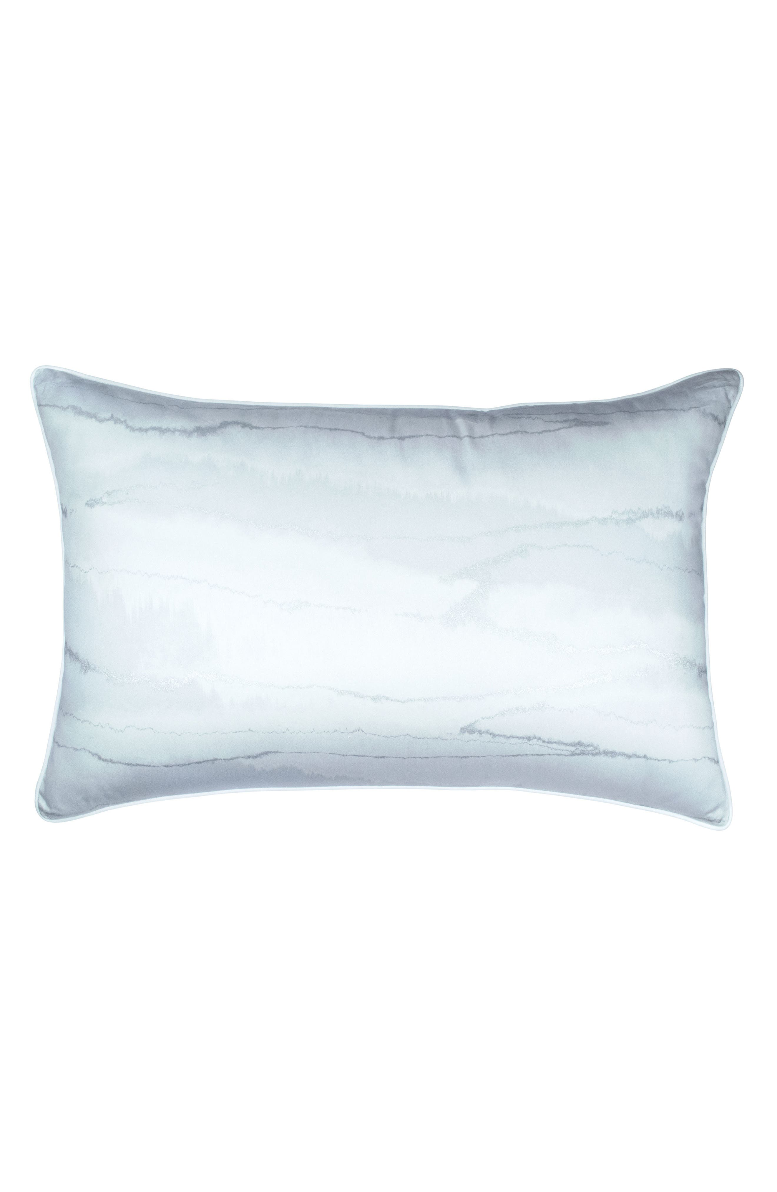 ,                             Collection Aire Sham,                             Main thumbnail 1, color,                             SILVER