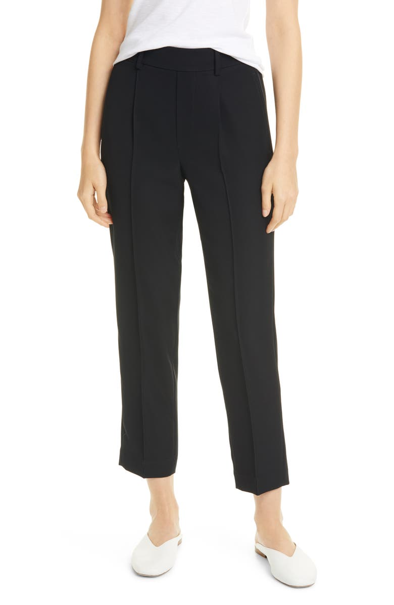 VINCE Tapered Pants, Main, color, BLACK
