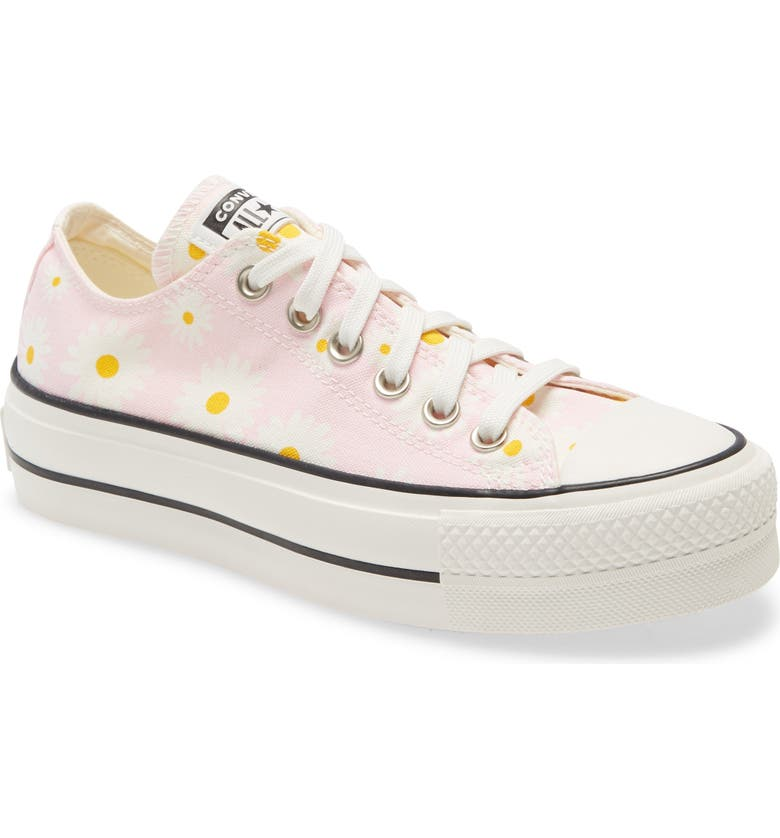 CONVERSE Chuck Taylor<sup>®</sup> All Star<sup>®</sup> Platform Sneaker, Main, color, PINK/ WHITE/ BLACK