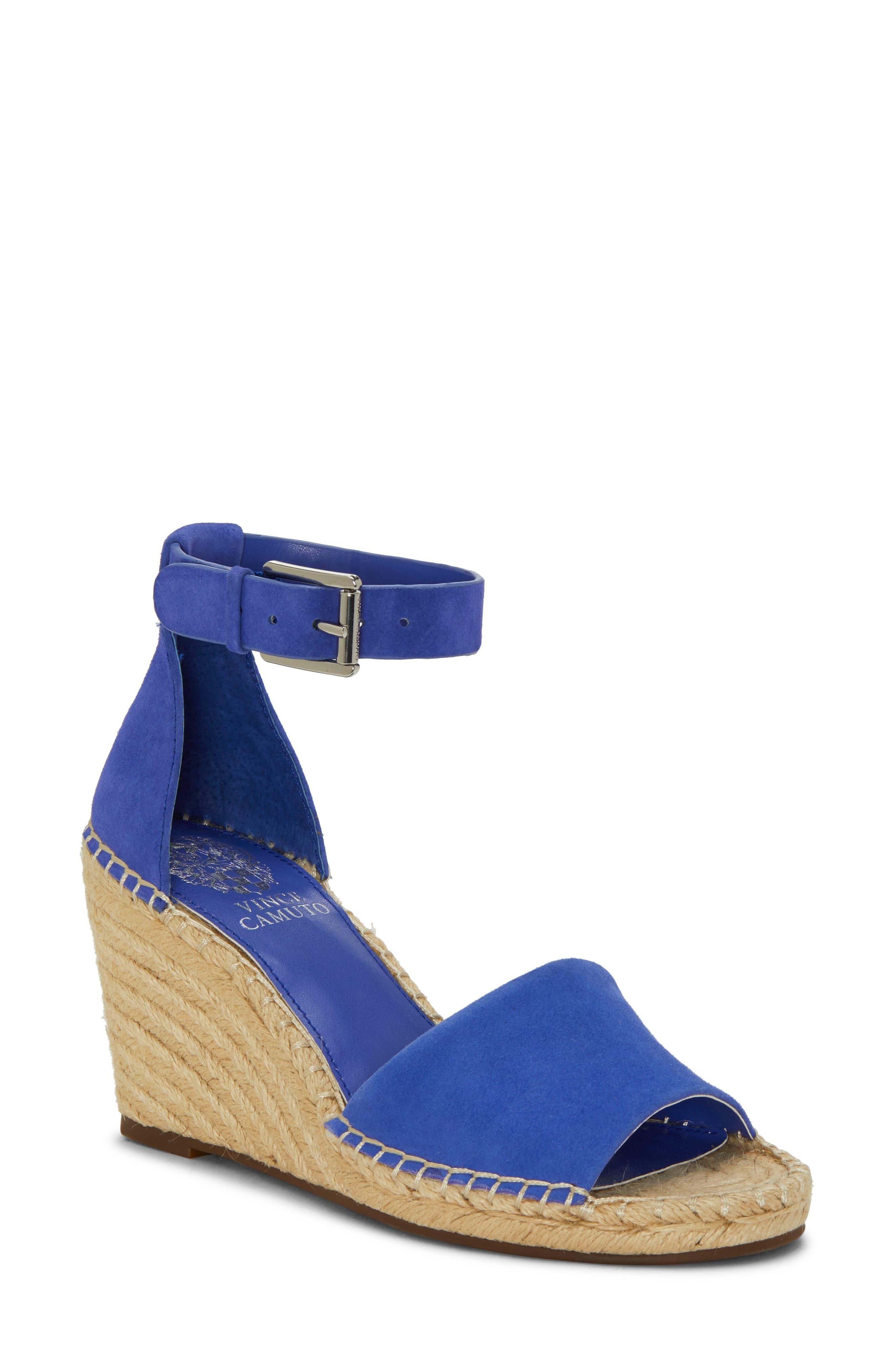 Leera Wedge Sandal, Main, color, 510