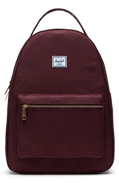 Herschel Supply Co. Backpacks NOVA MID VOLUME BACKPACK - PURPLE