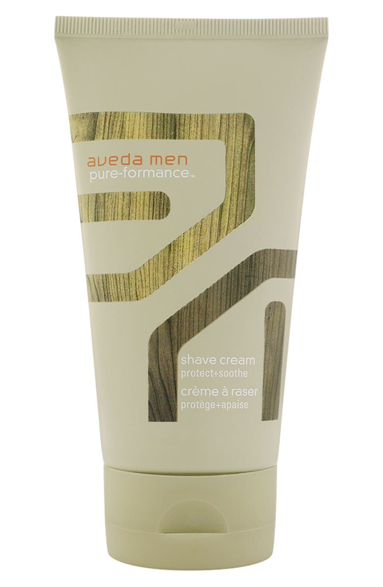 AVEDA Men pure-formance<sup>™</sup> Shave Cream, Main, color, NO COLOR
