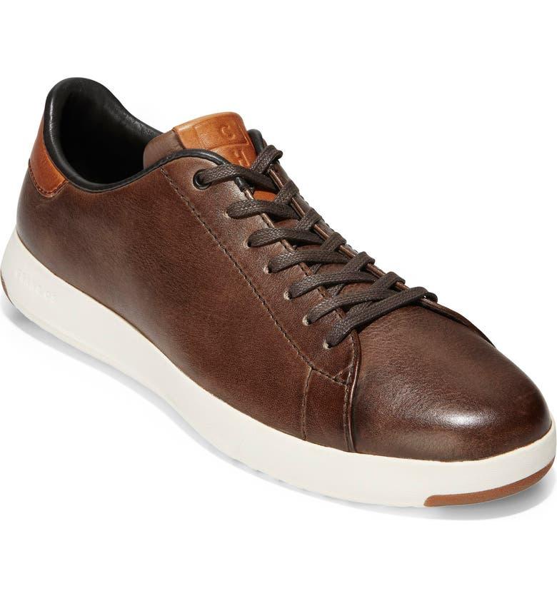 COLE HAAN GrandPro Tennis Sneaker, Main, color, BEECHWOOD
