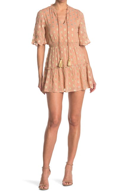 Image of RAGA Kenna Tiered Mini Dress