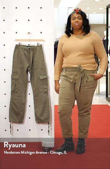 Belted Cargo Trousers, sales video thumbnail