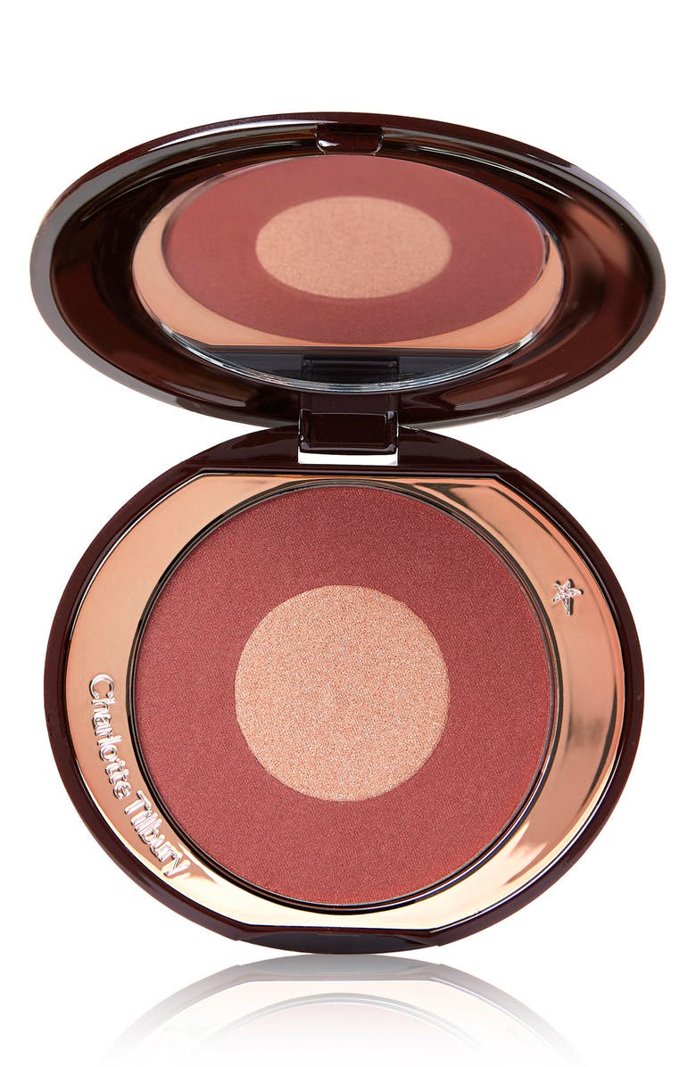 CHARLOTTE TILBURY Cheek to Chic Blush, Main, color, WALK OF NO SHAME