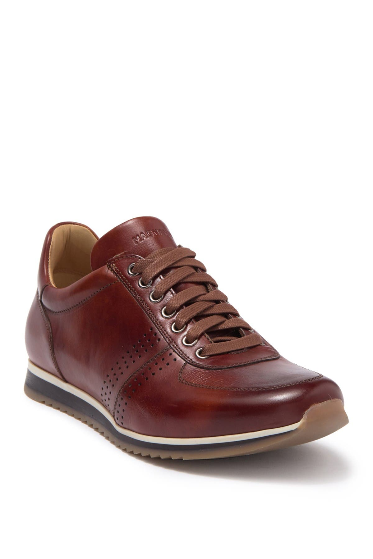 Image of Magnanni Thatcher Lace-Up Sneaker
