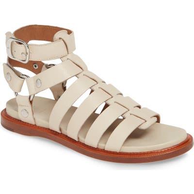 Frye Andora Gladiator Sandal- Ivory