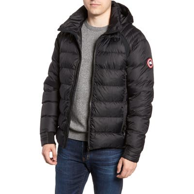 Canada Goose Hybridge Slim Fit Base Jacket, Black