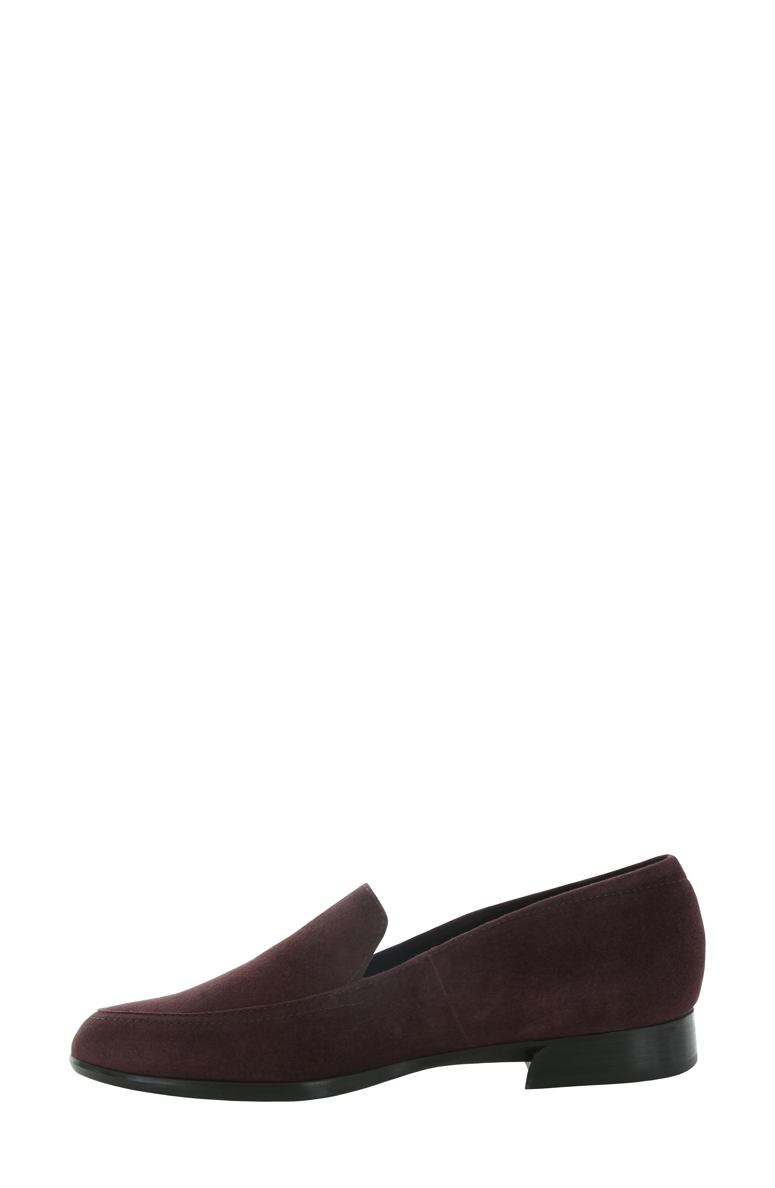 ,                             Harrison Loafer,                             Alternate thumbnail 2, color,                             WINE SUEDE