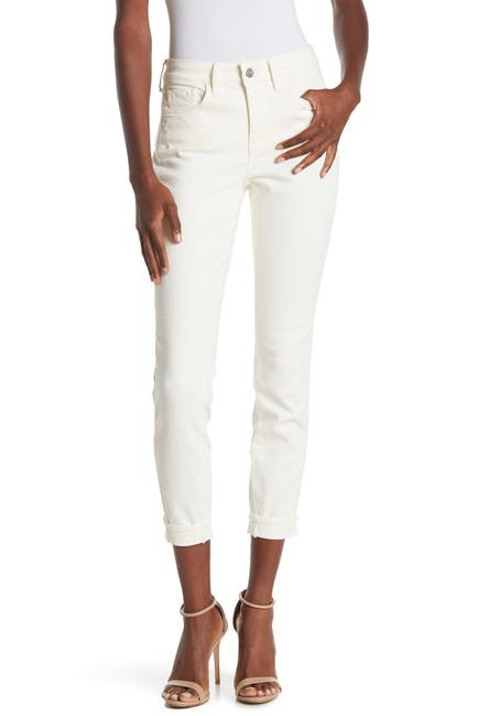 Image of NYDJ Ami Cuffed High Waisted Skinny Jeans