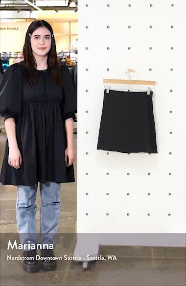 Pull-On Miniskirt, sales video thumbnail