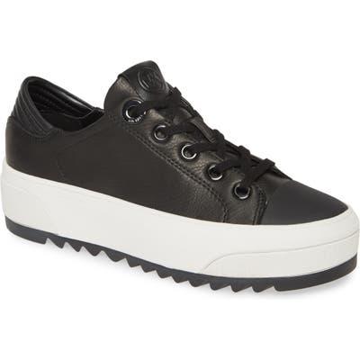 Michael Michael Kors Keegan Lace-Up Sneaker, Black