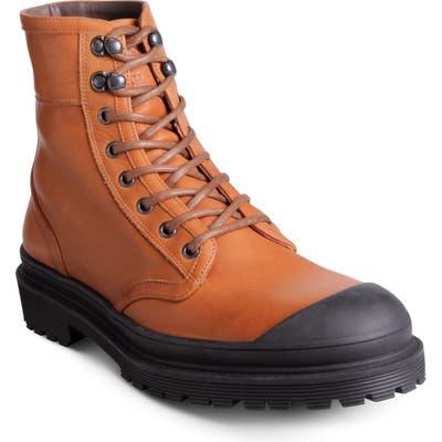 Allen Edmonds Ranger Cap Toe Boot, Brown