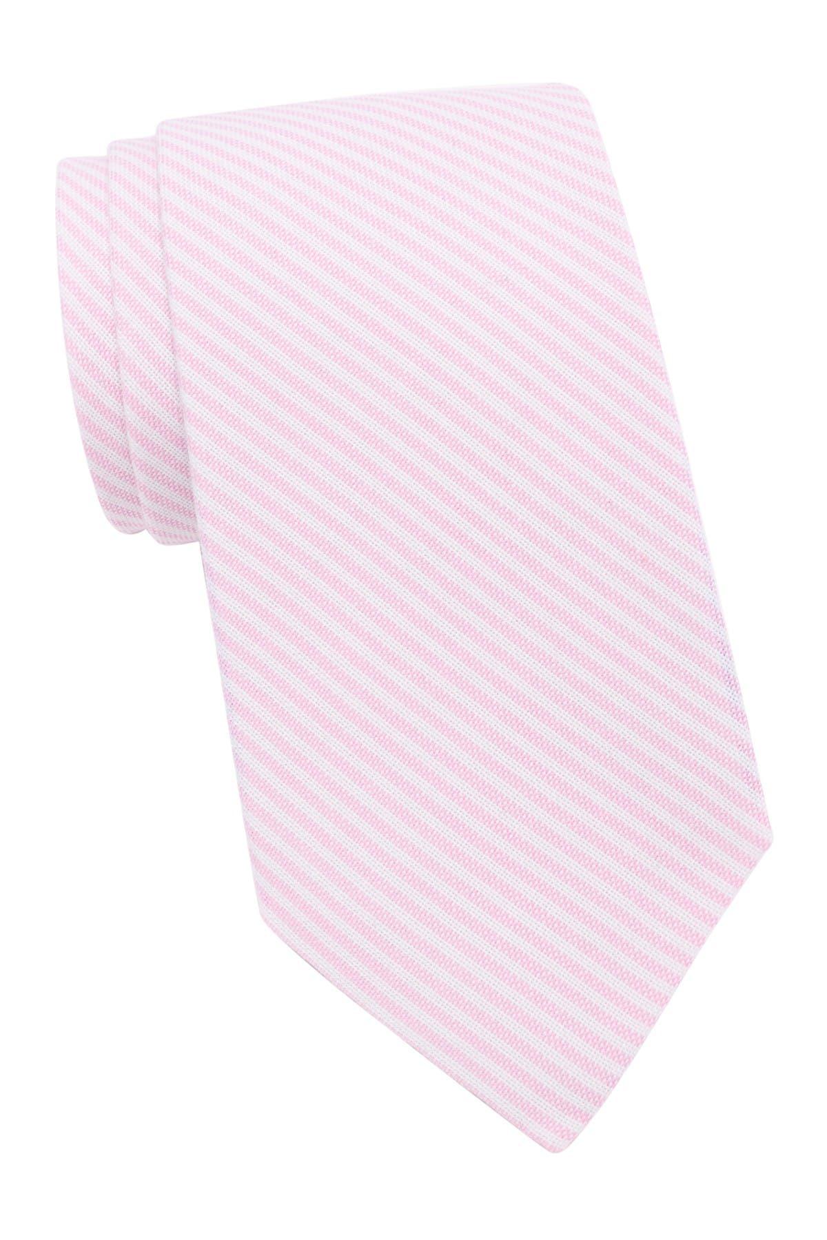 Image of Tommy Hilfiger Haworth Stripe Print Tie