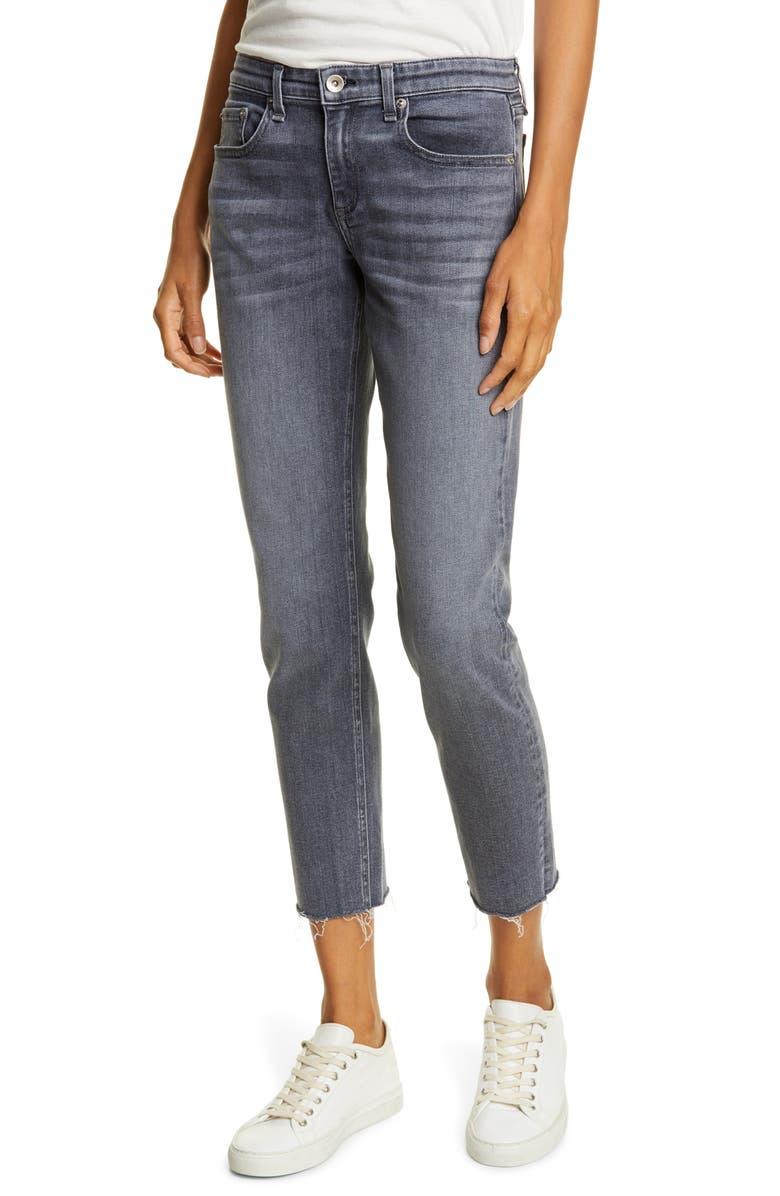RAG & BONE Dre Crop Boyfriend Jeans, Main, color, UNIVERSE