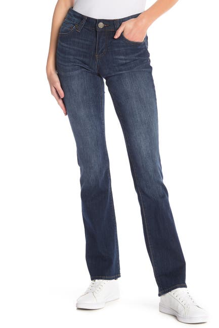Image of KUT from the Kloth Nicole Bootcut Jeans