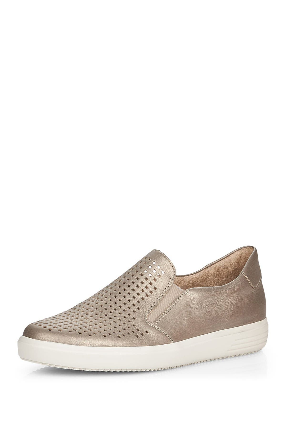 Image of Remonte Cecilia Perforated Slip-On Sneaker