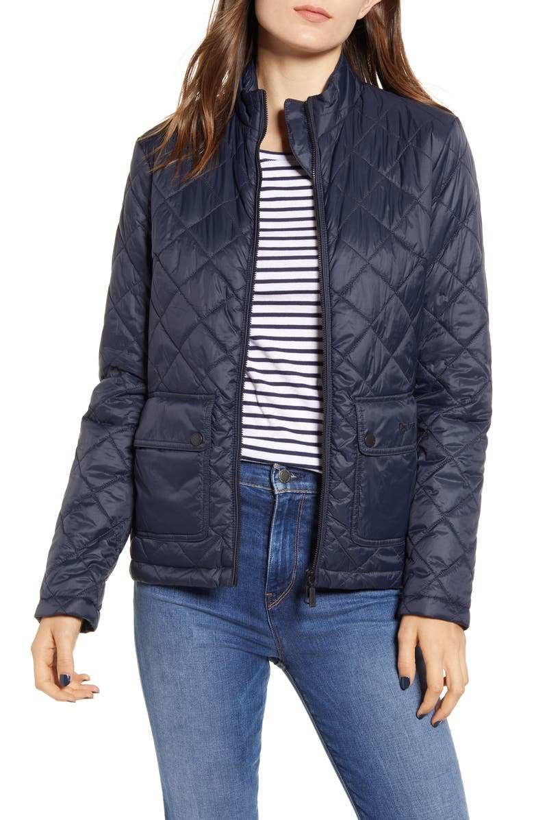 Lorne Quilted Jacket by Barbour