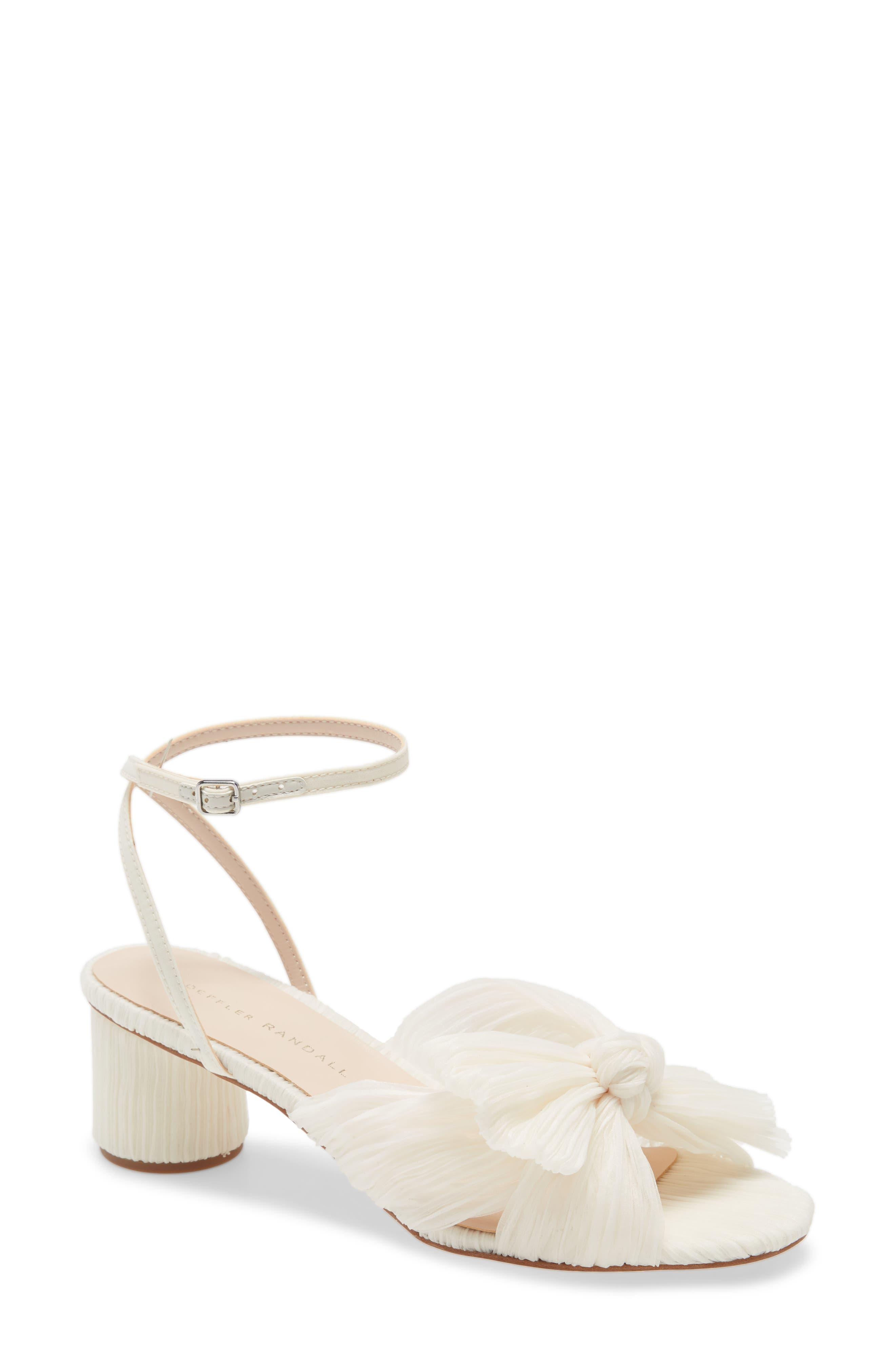 Dahlia Knotted Sandal