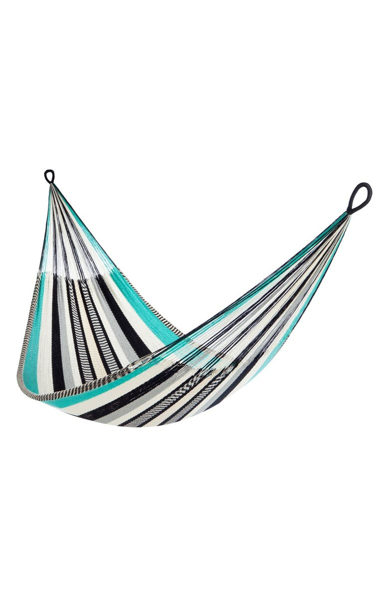YELLOW LEAF HAMMOCKS 'Zanzibar' Hammock, Main, color, 110