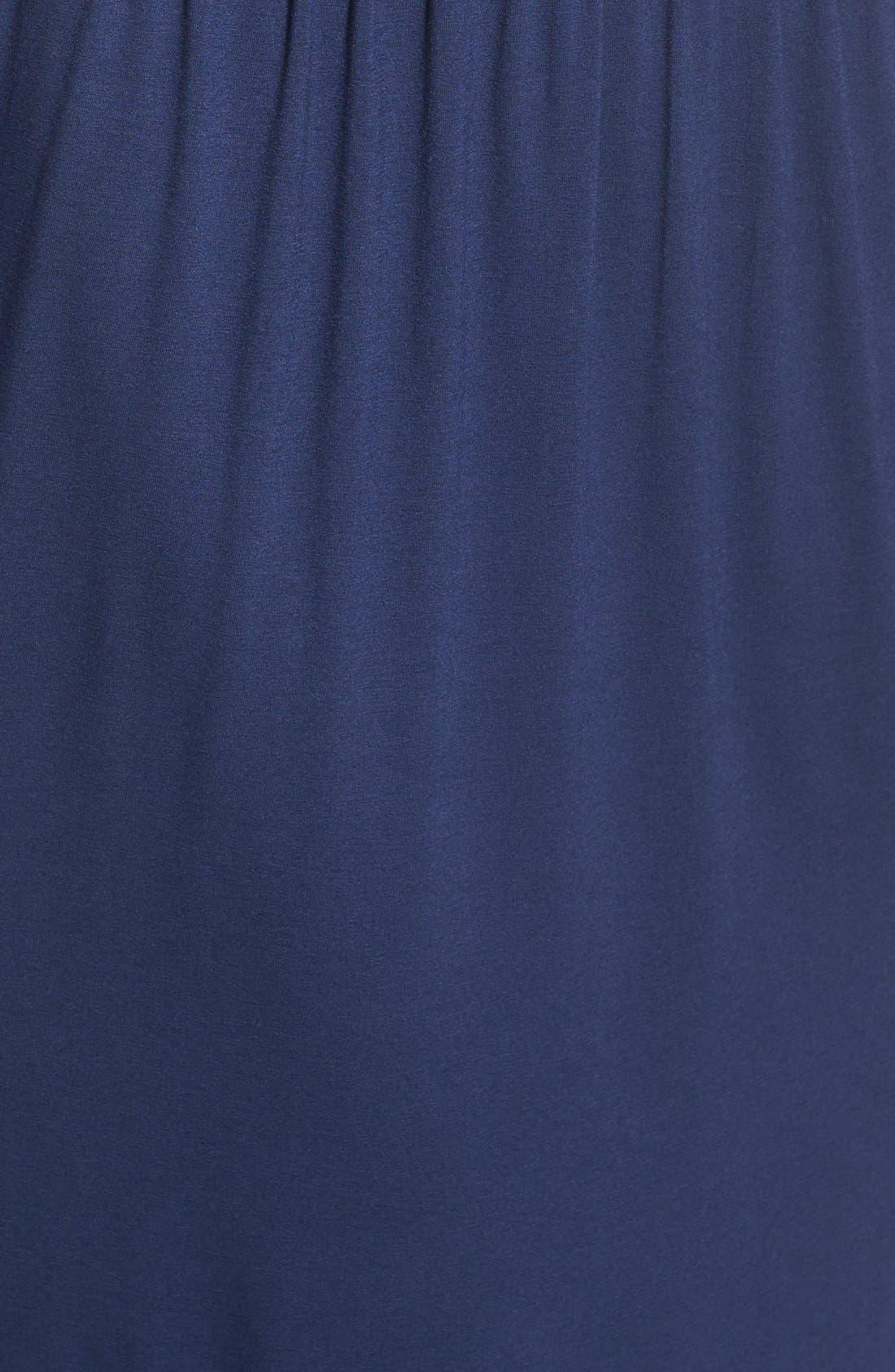 ,                             High Neck Maxi Dress,                             Alternate thumbnail 101, color,                             401