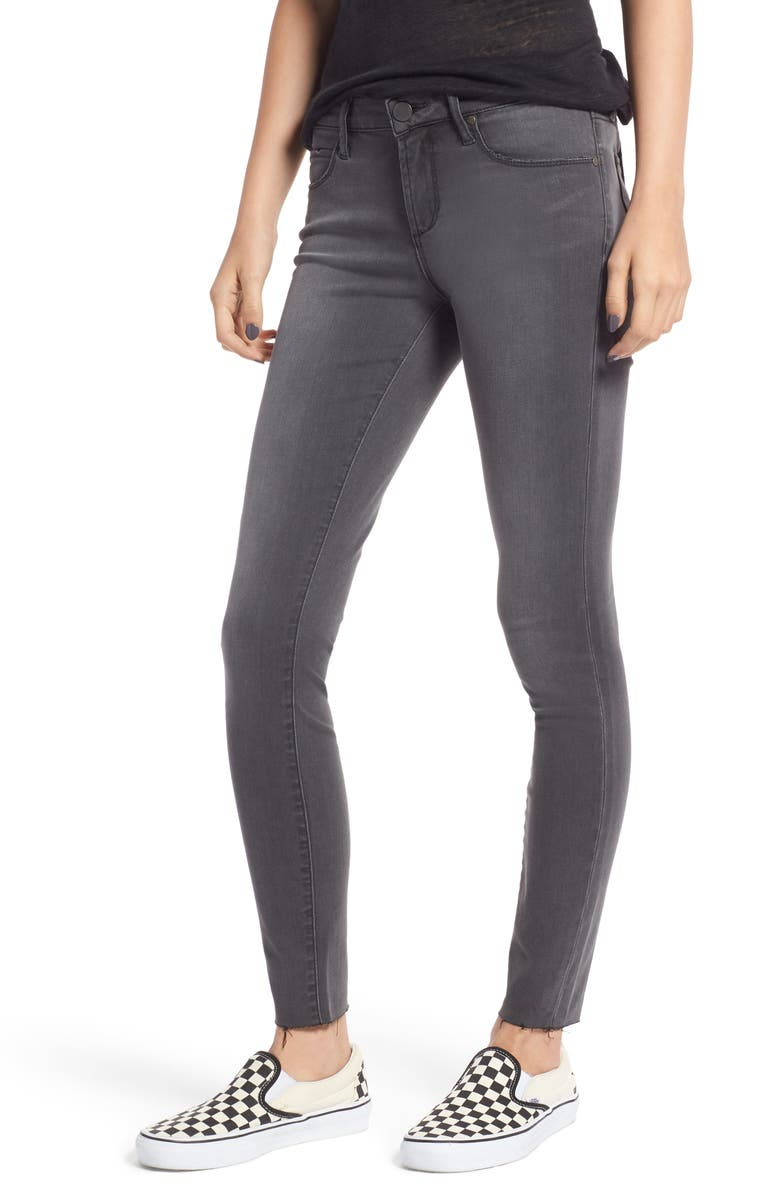 ARTICLES OF SOCIETY Sarah Cutoff Skinny Jeans, Main, color, 020