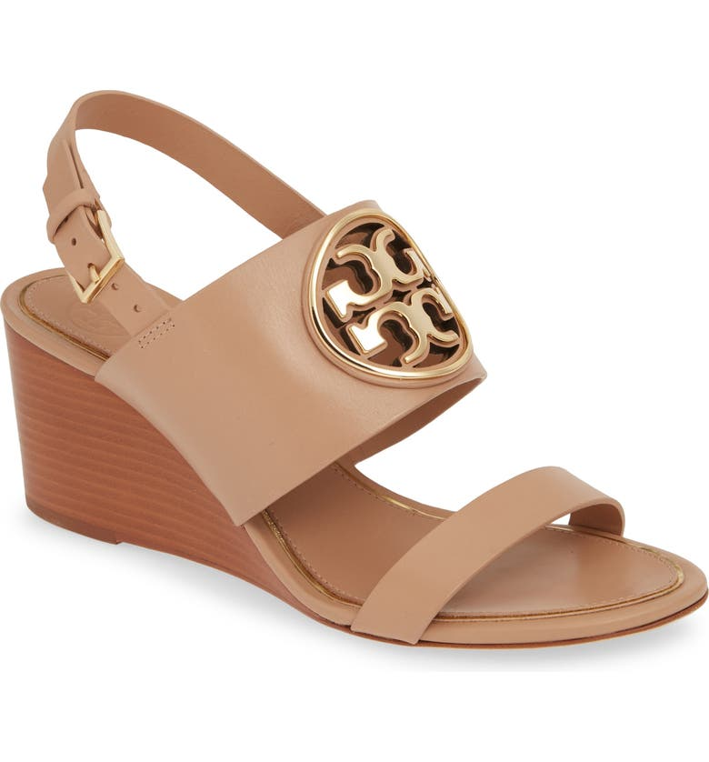 TORY BURCH Miller Wedge Sandal, Main, color, 250