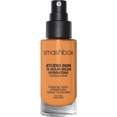Smashbox Studio Skin 15 Hour Wear Hydrating Foundation - 3.35 Medium-Dark Warm