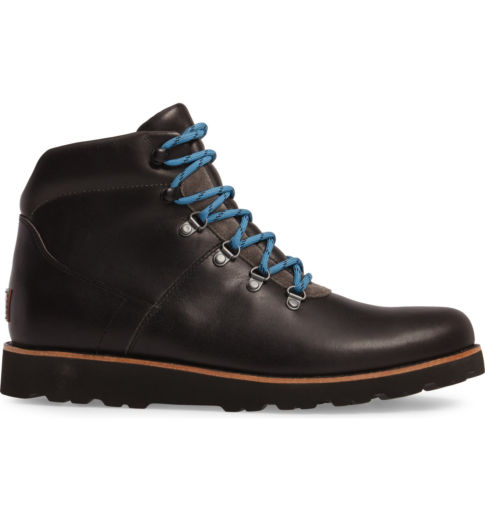 7111f33a5ce Halfstein Plain Toe Waterproof Boot