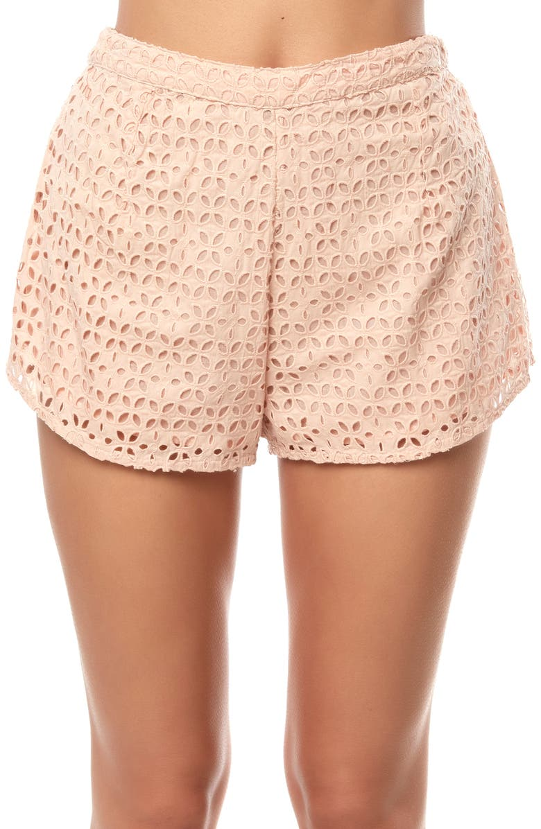 shorts to make your thighs look slender