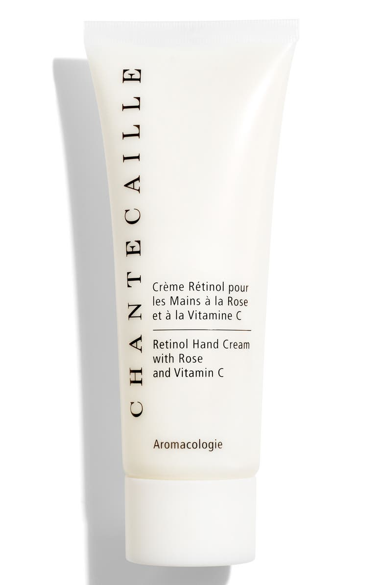 CHANTECAILLE Retinol Hand Cream, Main, color, NO COLOR