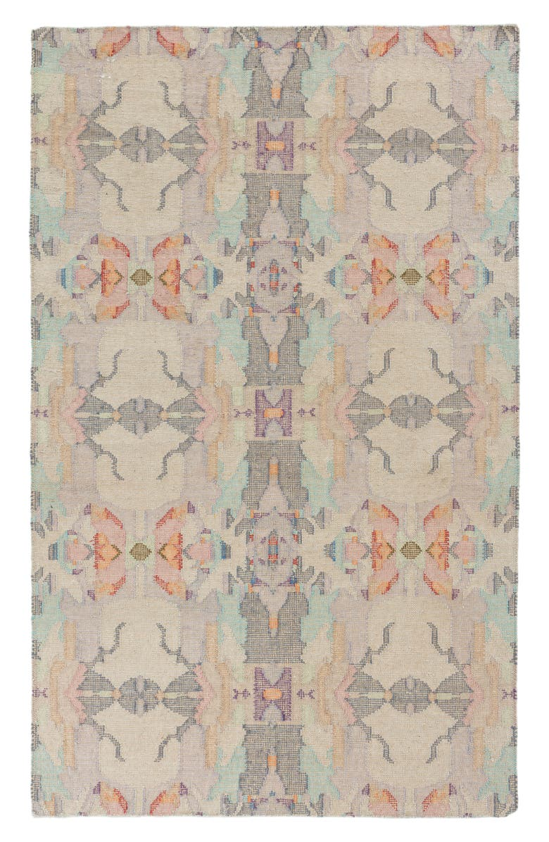 DASH & ALBERT Chapel Hill Loom Knotted Rug, Main, color, MULTI