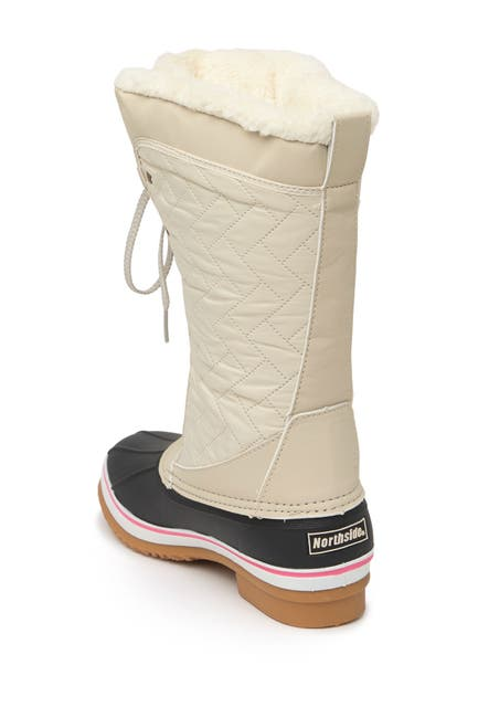 Image of NORTHSIDE Sacramento Faux Shearling Lined Duck Boot - Wide Width
