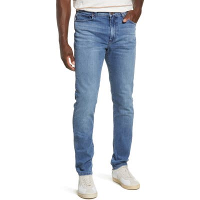 Monfrere Straight Fit Jeans, Blue