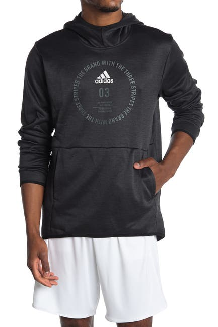 Image of adidas Team Issue Badge of Sport Hoodie