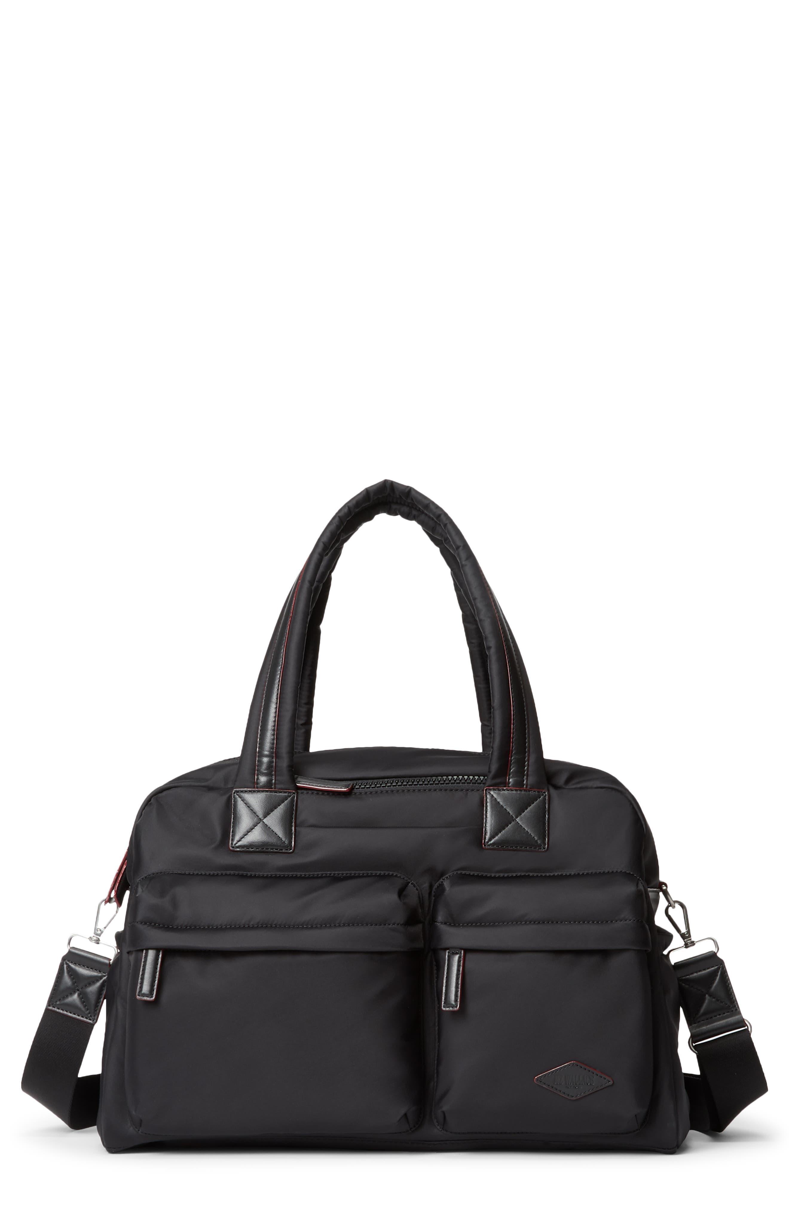 Bleecker Nylon Duffle Bag